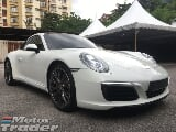 Photo 2015 porsche 911 carrera 4s