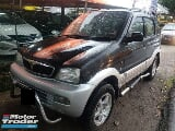 Photo 2001 perodua kembara 1.6 a full spec good...