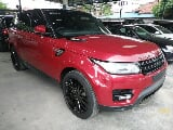 Photo 2015 Land Rover Range Rover Sport 3.0 hse suv -...