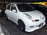 Photo Nissan Inpul March 1.5 (a) - [Used]