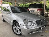 Photo 2004 Mercedes-Benz C180K 1.8 Classic Sedan -...