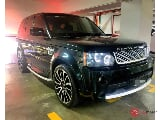 Photo 2010 land rover range rover sport 5.0 (a) used