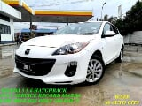 Photo Mazda 3 1.6 sport (a) hatchback 35k km fullservice