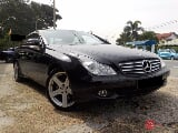 Photo 2008 mercedes-benz cls-class 3.5 (a) used