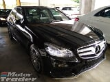 Photo 2014 mercedes-benz e250 amg 2.0 Panoramic Roof...