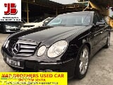 Photo 2008 mercedes-benz e230 avantgarde