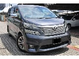 Photo 2011 Toyota Vellfire 2.4 Z Platinum MPV -...