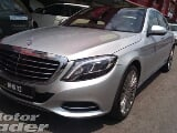 Photo 2015 mercedes-benz 2015 s400l hybrid local mil...