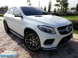 Photo 2016 mercedes-benz gle gle400 3.0 (a) 4matic coupe