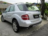 Photo 2006 YEAR MADE Mercedes Benz ML350 3.5 (a) sunroof