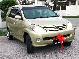 Photo Toyota avanza 1.3 Manual – 2006 RM17,500