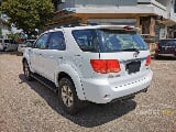 Photo 2007 Toyota Fortuner 2.7 v suv