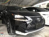 Photo 2014 lexus nx nx200t f sport