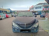 Photo 2008 Ssangyong Actyon Sports 2.0 XVT Pickup Truck