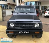 Photo 1996 suzuki jimny 1.3 power stering