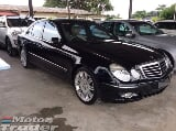Photo 2009 mercedes-benz e230 avantgarde