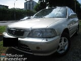 Photo 1997 honda city 1.5 A full spec