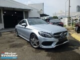 Photo 2016 mercedes-benz c-class 200 amg coupe....