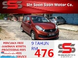 Photo 2015 perodua myvi 1.3 premium full spec...