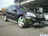 Photo 2010 Mercedes-Benz ML350 AMG- Imported New-...