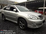 Photo 2007 toyota harrier 240g l package