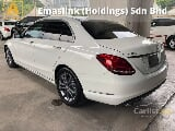 Photo 2014 Mercedes-Benz C180 1.6 Avantgarde Sedan -...