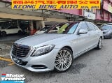 Photo 2015 mercedes-benz s-class s400l done 12k km...