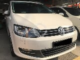 Photo Volkswagen Sharan 2.0 (a) good condition 2013