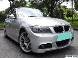 Photo BMW 3 Series Automatic 2011