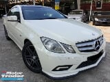Photo 2010 mercedes-benz e-class e250 cgi coupe amg...