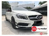 Photo 2014 mercedes-benz a-class 2.0 (a) used