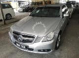 Photo 2011 Mercedes Benz E220 CDI BlueEFCY Diesel