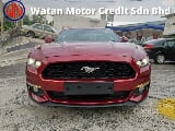 Photo 2016 Ford Mustang 2.3 Coupe - Eco Boost Unregister