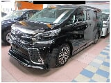 Photo 2017 toyota vellfire 2.5 (a) recon