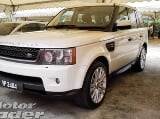 Photo 2010 land rover range rover sport hse 5.0 2010