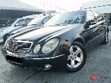 Photo 2003 mercedes-benz e-class 2.7 (a) used