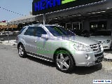 Photo 2009 mercedes-benz ml350 amg- perfect condition