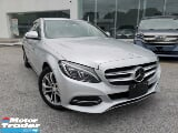 Photo 2015 mercedes-benz c-class c200 avantgarde -...