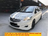Photo 2010 Toyota Vios 1.5 (a) limited j full spec