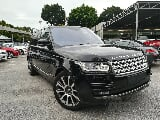 Photo 2016 Land Rover Range Rover 5.0 V8 Supercharged...