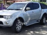 Photo Mitsubishi TRITON 2.5 standard facelift (m)