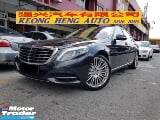 Photo 2016 mercedes-benz s-class 400sel