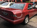 Photo Mercedes benz 260e (a) 1988