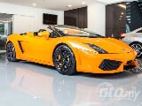 Photo 2010 Lamborghini Gallardo 5.2 LP560-4 Spyder new