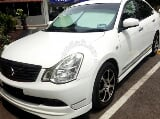 Photo 2010 Nissan Sylphy 2.0 (a) impul bodykit