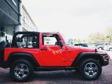 Photo 2016 jeep wrangler 3.6 Overland Convertible- Unreg