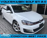 Photo 2014 volkswagen golf gti