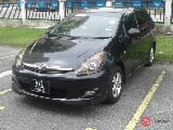 Photo 2007 toyota wish 1.8 (a) used
