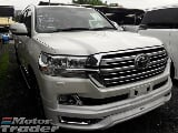 Photo 2016 toyota land cruiser zx 4.6 facelift full...