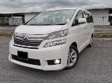 Photo Toyota Vellfire 2.4 ZP - [Used]